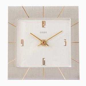 Horloge de Table Bauhaus de Kienzle International, 1960s