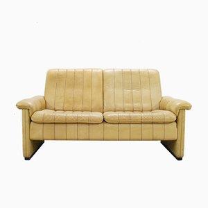 Vintage Leder 2-Sitzer Sofa von de Sede