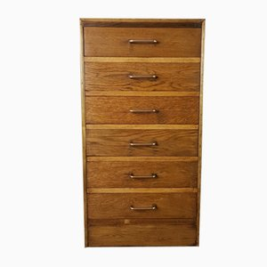 Vintage Haberdashery Chest of Drawers