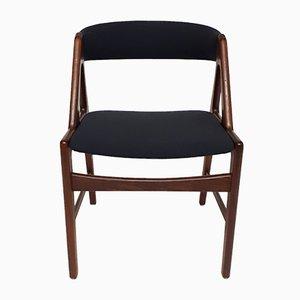 Chaise de Bureau en Teck par Kai Kristiansen, 1960s