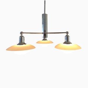 Mid-Century PH2/1 Lampe von Poul Henningsen