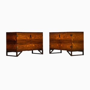 Sideboards by Svend Langkilde for Langkilde Møbler, 1950s, Set of 2