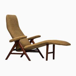 Silla reclinable de H. W. Klein para Bramin, años 60