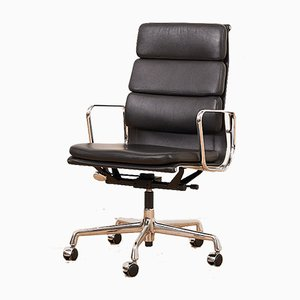 Chaise Pivotante de Bureau EA 219 par Charles & Ray Eames pour Vitra, 1969