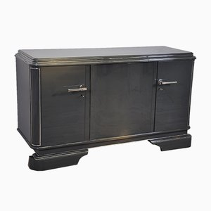 Grey Metallic Sideboard, 1920s