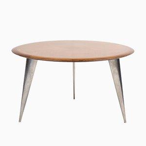 Tavolo da pranzo modello M vintage di Philippe Starck per Aleph