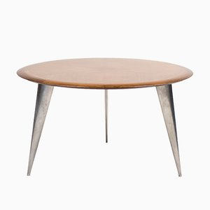 Vintage Model M Dining Table by Philippe Starck for Aleph