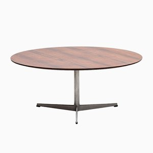Tavolino da caffè di Arne Jacobsen per Fritz Hansen, anni '60