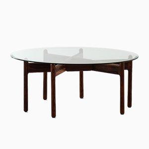 Tavolino da caffè Genius di Illum Wikkelsø per CFC Silkeborg, anni '60