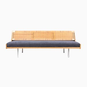 Vintage GE259 Oak Daybed by Hans J. Wegner for Getama