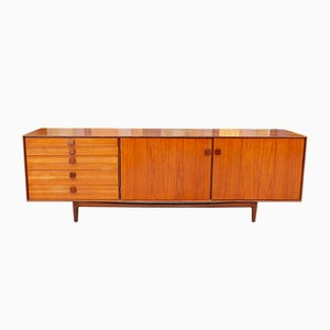 Afromosia Teak Sideboard by Ib Kofod-Larsen for G-Plan, 1960s