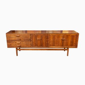 Rosewood Sideboard from Bath Cabinet Makers, 1960s
