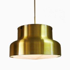 Lampada da soffitto Bumlingen di Anders Pehrson per Ateljé Lyktan, anni '60