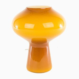 Hand-Blown Fungo Table Lamp by Massimo Vignelli for Venini, 1960s