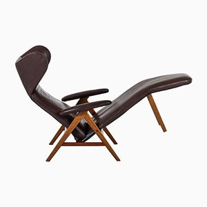 Reclining Chair by H. W. Klein for Bramin, 1960s