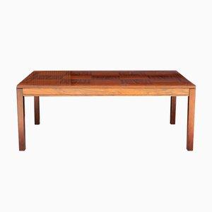 Rosewood Veneered Coffee Table from Heggen, 1960s