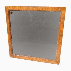 Specchio di Atelier Borsani Varedo, anni '40