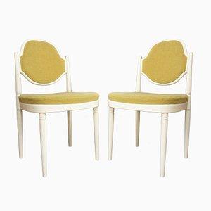 644PV Stühle von Hanno Von Gustedt für Thonet, 1960er, 2er Set