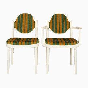 Vintage Esszimmerstühle von Hanno Von Gustedt für Thonet, 6er Set