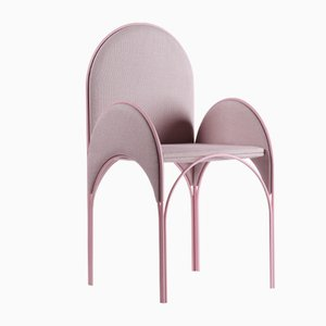 Hawa Beirut Upholstered Chair by Richard Yasmine