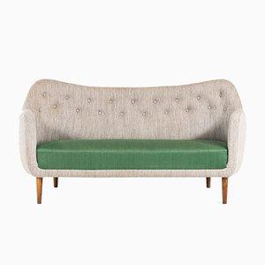 Vintage BO64 Sofa von Finn Juhl für Bovirke