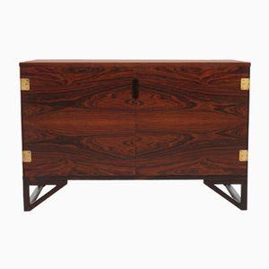 Rosewood Cabinet by Svend Langkilde for Langkilde Möbler, 1950s
