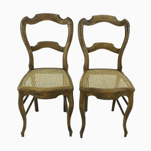 Louis Philippe Chairs, 1870s, Set of 2