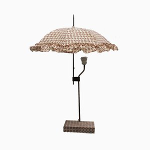 Lampe de Bureau Parapluie Mid-Century, Italie, 1950s
