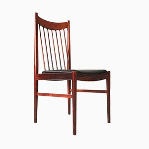 Rosewood Dining Chairs by Arne Vodder for Sibast, 1960s, Set of 2