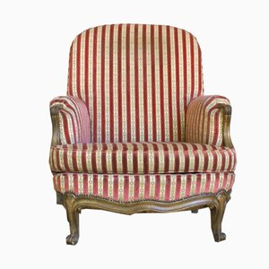 Antique American Lounge Chair