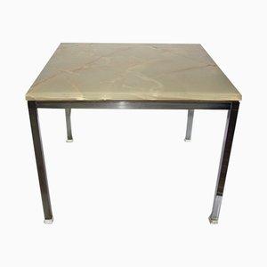Vintage Tisch aus Onyx, 1970er