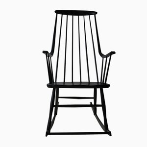 Grandessa Rocking Chair by Lena Larsson for Nesto, 1963