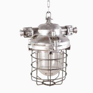 Industrial Pendant Lamp, 1980s