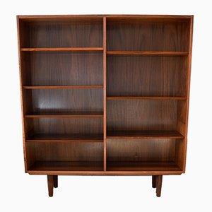 Libreria in palissandro di Poul Hundevad per Hundevad & Co, anni '60
