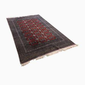 Vintage Teppich aus Wolle & Seide