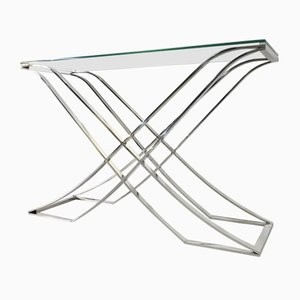 Bauhaus Console Table, 1950s