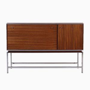 Rosewood Bar Cabinet by Pieter de Bruyne for Al Meubel, 1960s