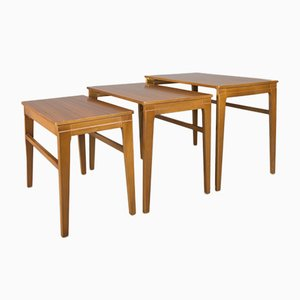 Nesting Tables from Remploy, 1960s