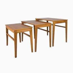 Tavolini ad incastro di Remploy, anni '60