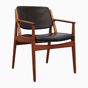 Vintage Ellen Armchair by Arne Vodder for Vamø