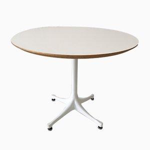 Mesa de centro pedestal modelo 5452 de George Nelson para Herman Miller, años 60