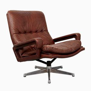 Vintage King Chair von André Vandenbeuck für Strässle