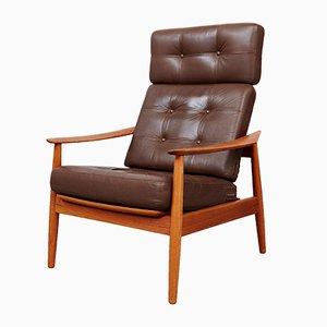 Vintage FD 164 Sessel von Arne Vodder für Cado