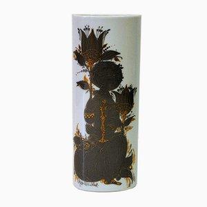 Vase Fleur par Bjørn Wiinblad pour Rosenthal Studio Line, 1960s