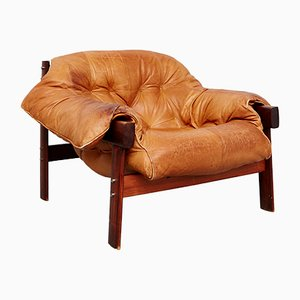 Vintage Armchair from Percival Lafer
