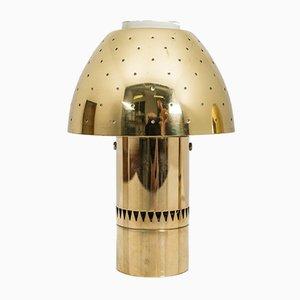 Schwedische Vintage Tischlampen aus perforiertem Messing von Hans-Agne Jakobsson