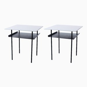 Side Tables by Wim Rietveld & Dick Cordemeijer for Auping, 1950s, Set of 2