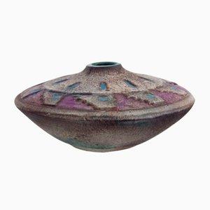 Antike 47 UFO Vase von Ruscha Keramik, 1960er