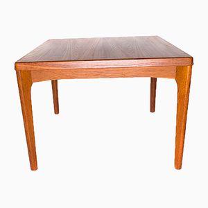 Table d'Appoint en Teck par Henning Kjærnulf pour Vejle Møbelfabrik, 1960s