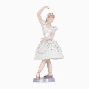 Figurina in porcellana vintage di Bing & Grøndahl